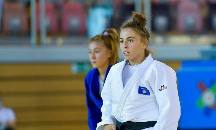 Xhudistja nga Kosova kualifikohet në gjysmëfinale të Botërorit