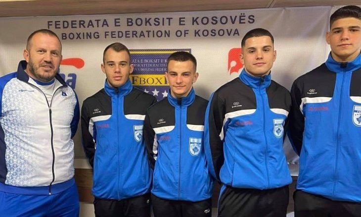 Ekipi kombëtar i boksit niset për Budva