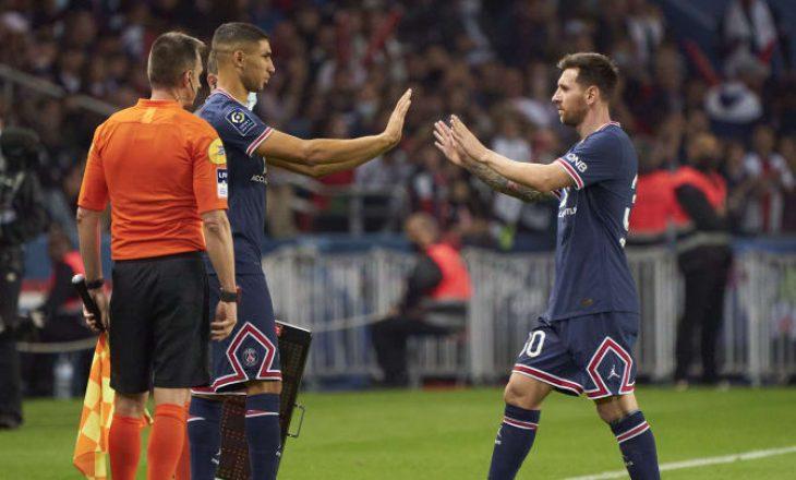 Hakimi: E kisha ëndërr të luaj me Messin