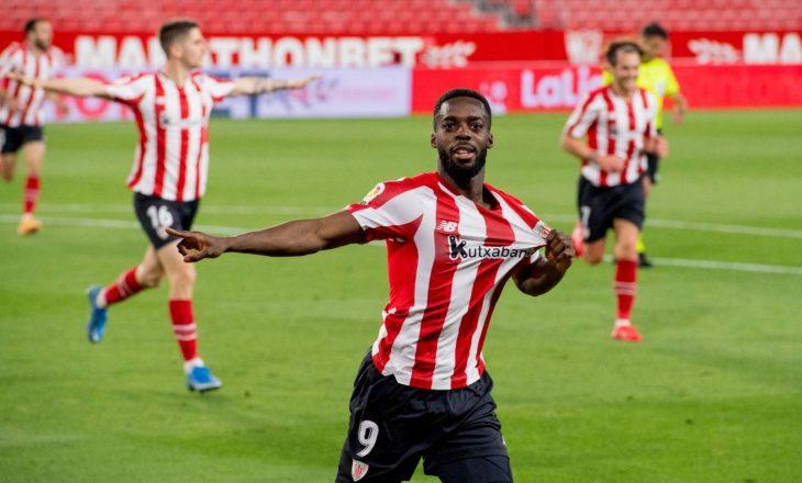 """Njeriu-robot"" i Athletic Bilbao"