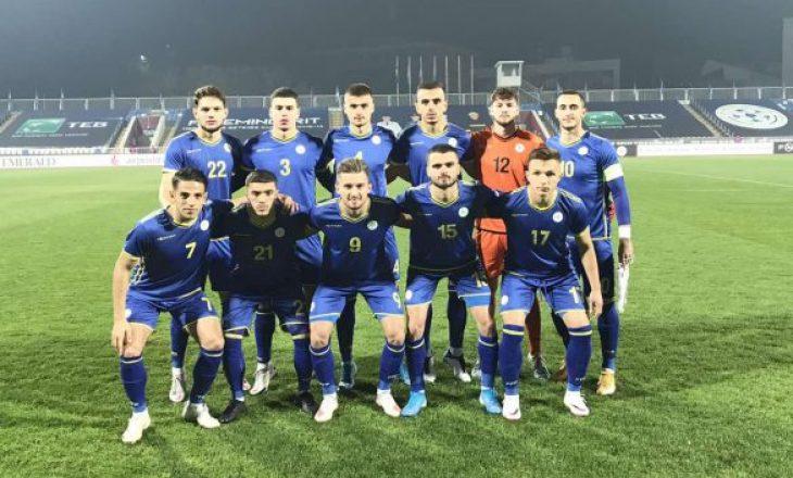 Publikohet lista e Kosovës U-21, ftohen tre futbollistë nga Superliga dhe një nga Liga e Parë