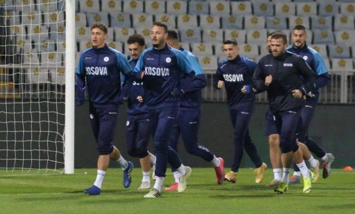 Kosova nis përgatitjet për ndeshjet e këtij muaji pa pesë lojtarë