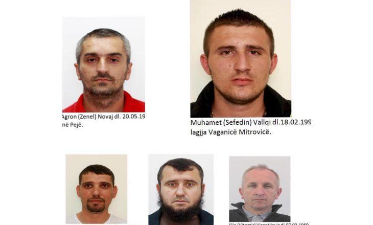 Policia i shpall në kërkim edhe pesë persona për kontrabandim me mallra