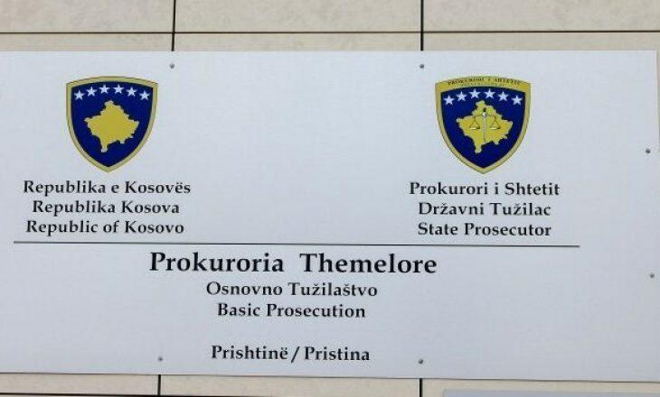 """Themelorja në Prishtinë deklarohet rreth rastit të punëtorit të RTK-së që përfitoi përmes kompanisë """"Pastrimi"""""""