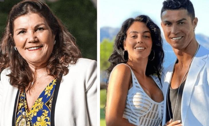 U shpreh kundër martesës me djalin e saj, nëna e Ronaldos habit me veprimin ndaj Georginës