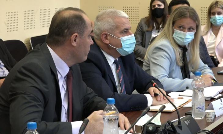 Sveçla raporton në Komisionin për Siguri: Patëm një koordinim të shkëlqyer për operacionin në veri