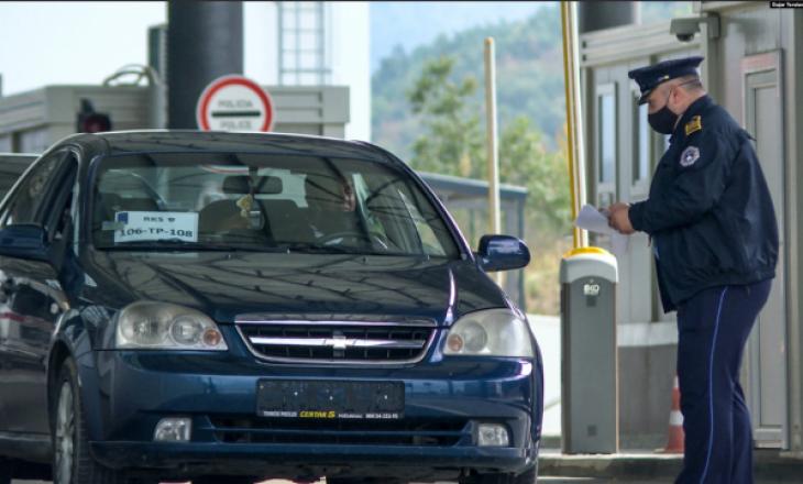 MPB: Mbi 17 mijë stikersa për vetura janë administruar deri më tash