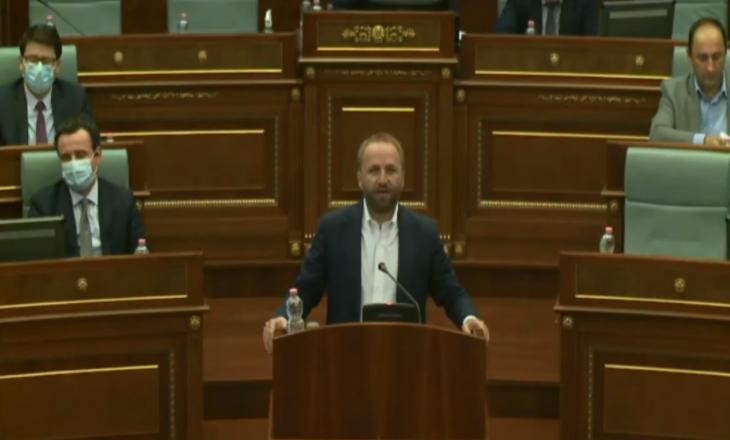 Tahiri: PDK kërkon nga Qeveria e Kosovës të rishqyrtojë vendimin për refuzimin e gazsjellësit amerikan