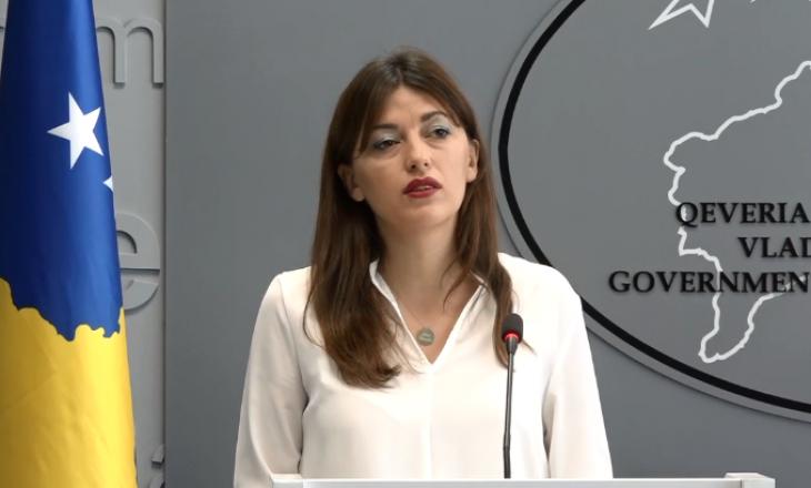 Haxhiu: Ka disa ditë që persona brenda institucioneve të drejtësisë po shpifin ndaj meje në mënyrën më të ulët