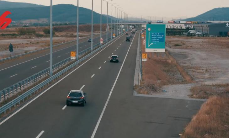 Kompania ERC Trade kthen pushimoren e autostradës në rrugë për nevoja të veta