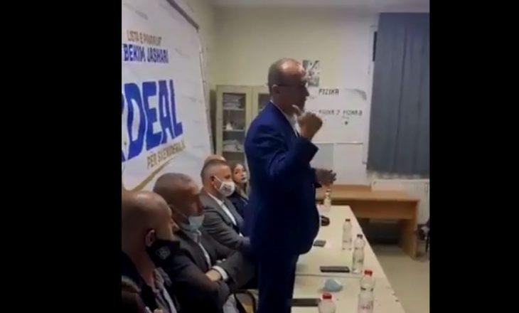 PDK në Skenderaj ankohet për gjuhën e Bekim Haxhiut