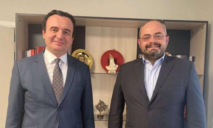 Boiken Abazi jep dorëheqje nga pozita e drejtuesit të VV-së në Shqipëri