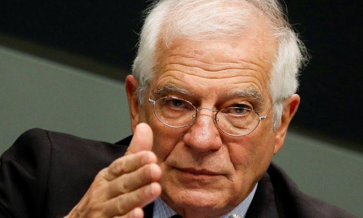 Borrell: Ndalni menjëherë incidentet e dhunshme në veri