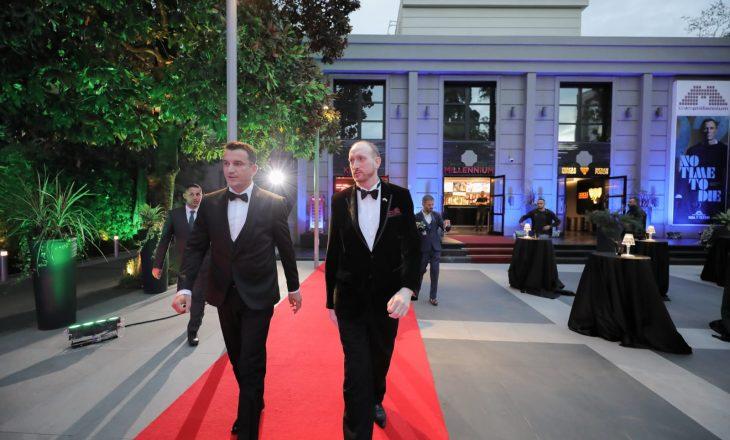 """Shfaqet premiera e filmit më të ri """"No time to die"""" në Tiranë"""