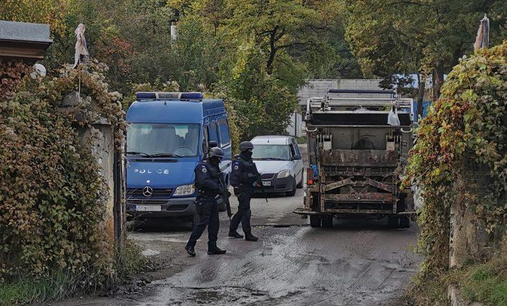 KFOR-i për situatën në veri: Policia e Kosovës kreu operacion në zbatim të ligjit