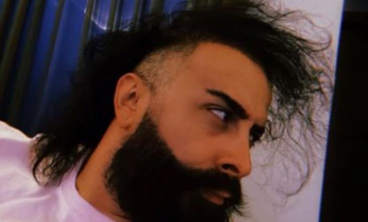 Stili i çuditshëm i flokëve të Ghetto Geasyt