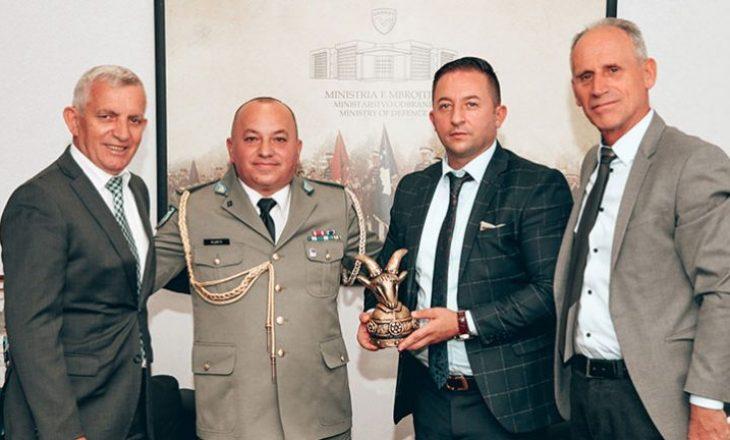 Kosova dhe Shqipëria bashkë në rrugëtimin e sigurisë rajonale