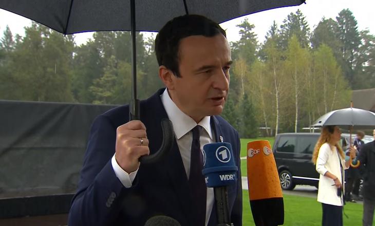 """""""A është kthimi kah Rusia ose Kina opsion për Kosovën?"""", Kurti: BE-ja është fati jonë"""