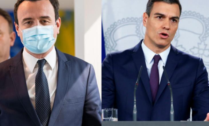 Kryeministri i Kosovës dhe i Spanjës për herë të parë përballë njëri-tjetrit në samit, por pa simbole shtetërore