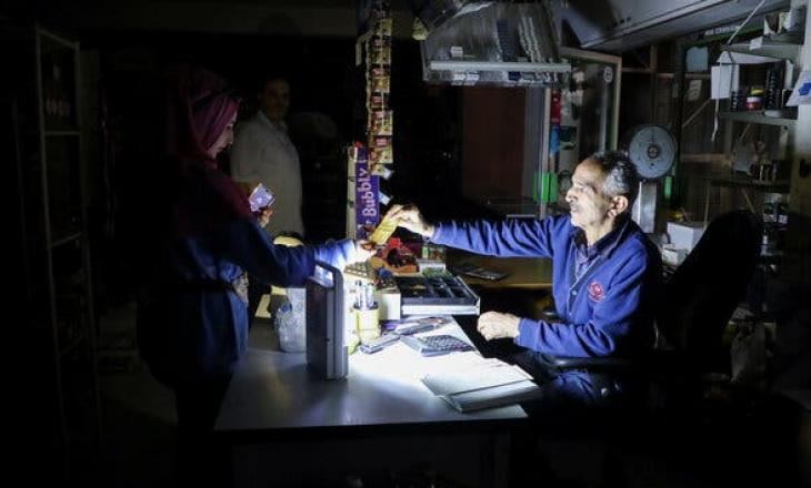Energjia elektrike është rikthyer në Liban