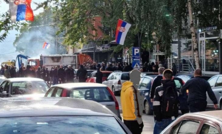 Aksioni i Policisë në veri – serbët lokalë kanë bllokuar rrugët