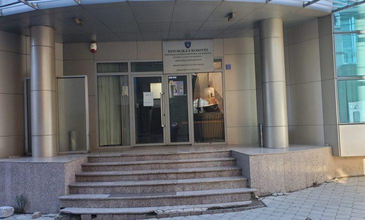 Ministria e Financave shpall ankand për blerjen e Letrave me Vlerë