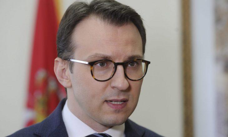 Petkoviq: Në raundin tjetër të dialogut diskutohet për themelimin e Asociacionit