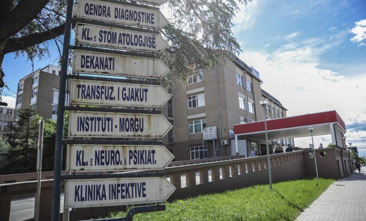 Mbyllen hetimet për gjashtë vdekjet e dyshimta në QKUK