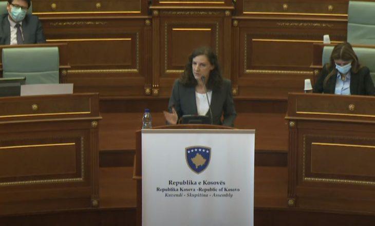 Rizvanolli sqarohet për tërheqjen e Kosovës nga projekti për gazin