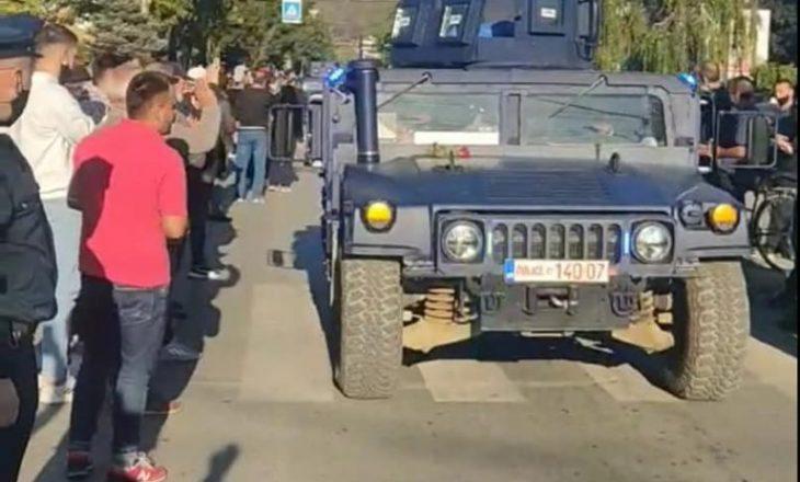 Policia: Gjendja e sigurisë në veri i është kthyer normalitetit