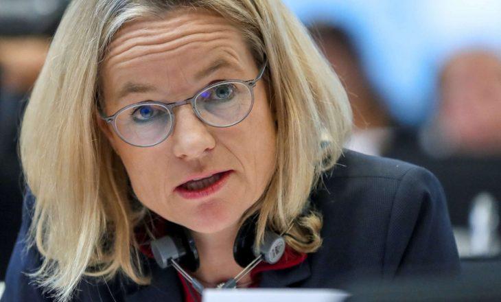 Von Cramon-Borrellit: BE-ja duhet t'i mbështetë shtetet që e luftojnë krimin dhe korrupsionin