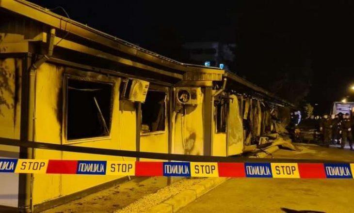 Zbulohet shkaktari i zjarrit në Spitalin e Tetovës ku mbetën të vdekur 14 persona